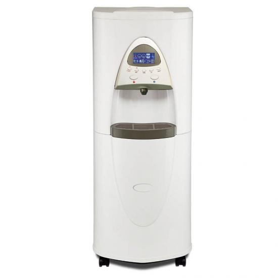 Portable white residential atmospheric water generator